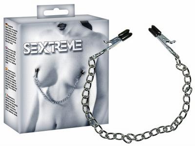 Sextreme Tepelklemmen met ketting