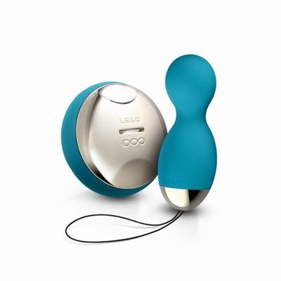 Lelo- Hula beads lustballen, licht blauw