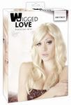 Pruik model Britney, Licht Blond, 53 cm