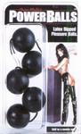 Power ballen - latex toplaag