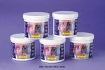 Bodypaint vloeibaar Latex 450 ml, geel